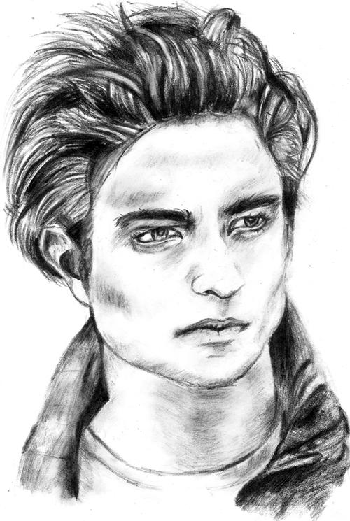 Edward Cullen Drawing By Thehumpff On Deviantart