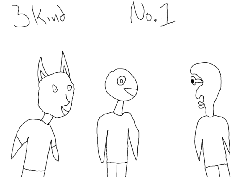 3kind: One by kureijycaleb
