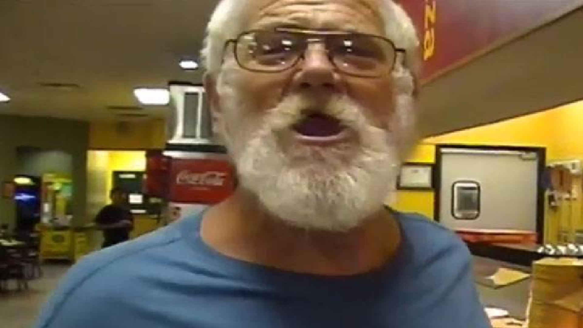 Angry Grandpa Goddamn >> Angry Grandpa Cici's Pizza Meltdown! by MetallicaFreak84 on DeviantArt