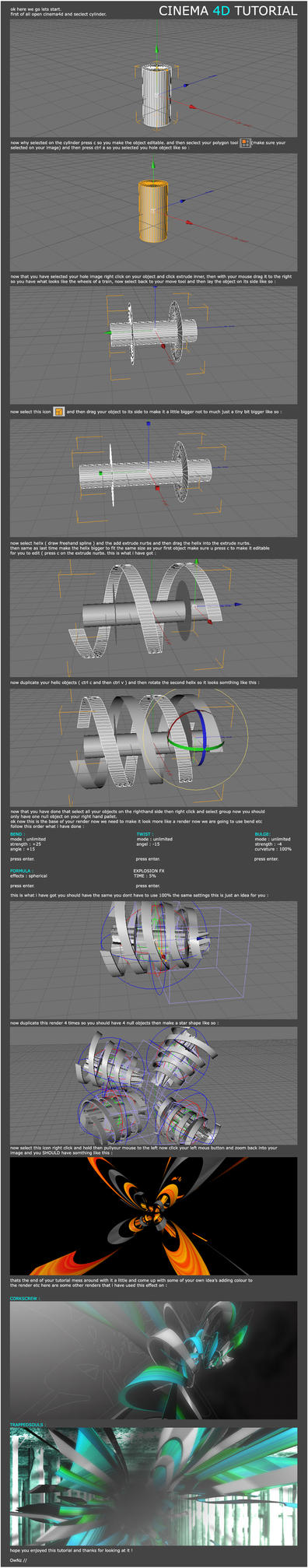Render Tutorial by OwNz
