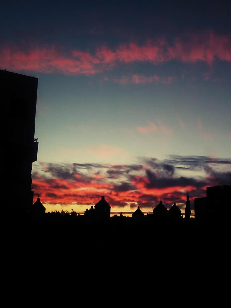 Vilamoura Sky by khyriah