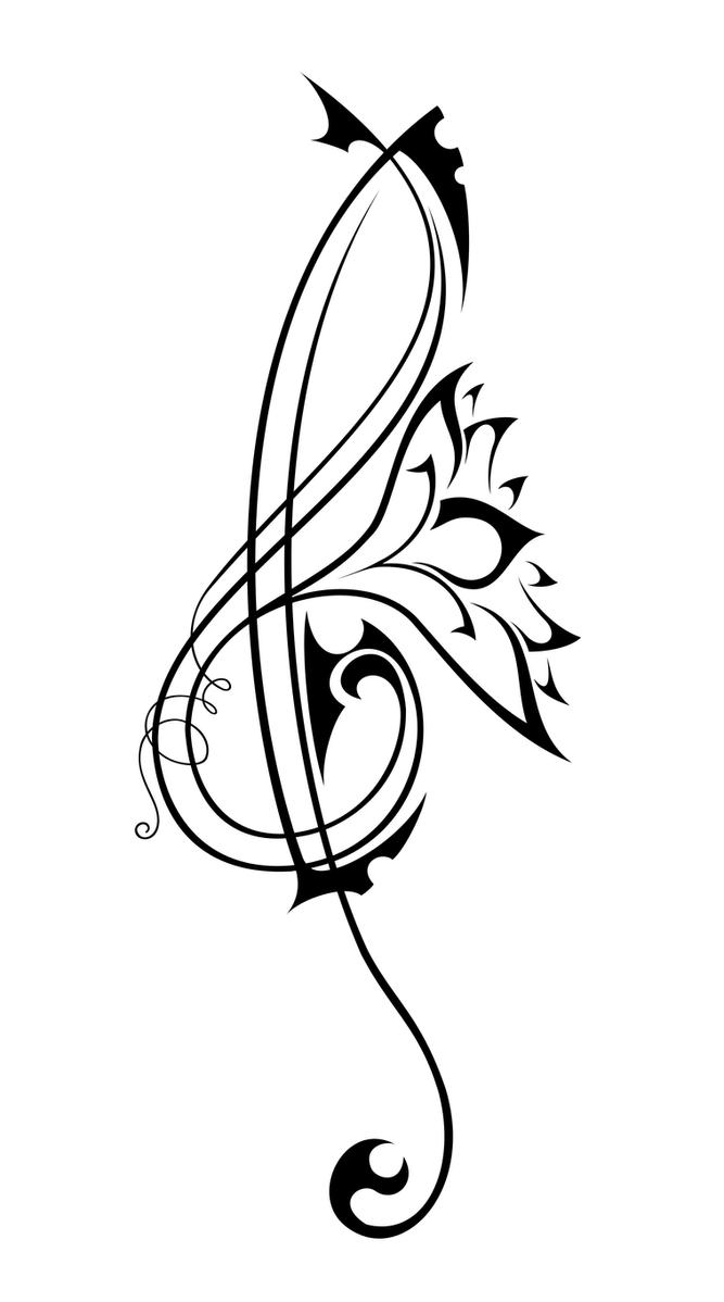 tribal 4 lotus of music by 0813tribals on deviantart