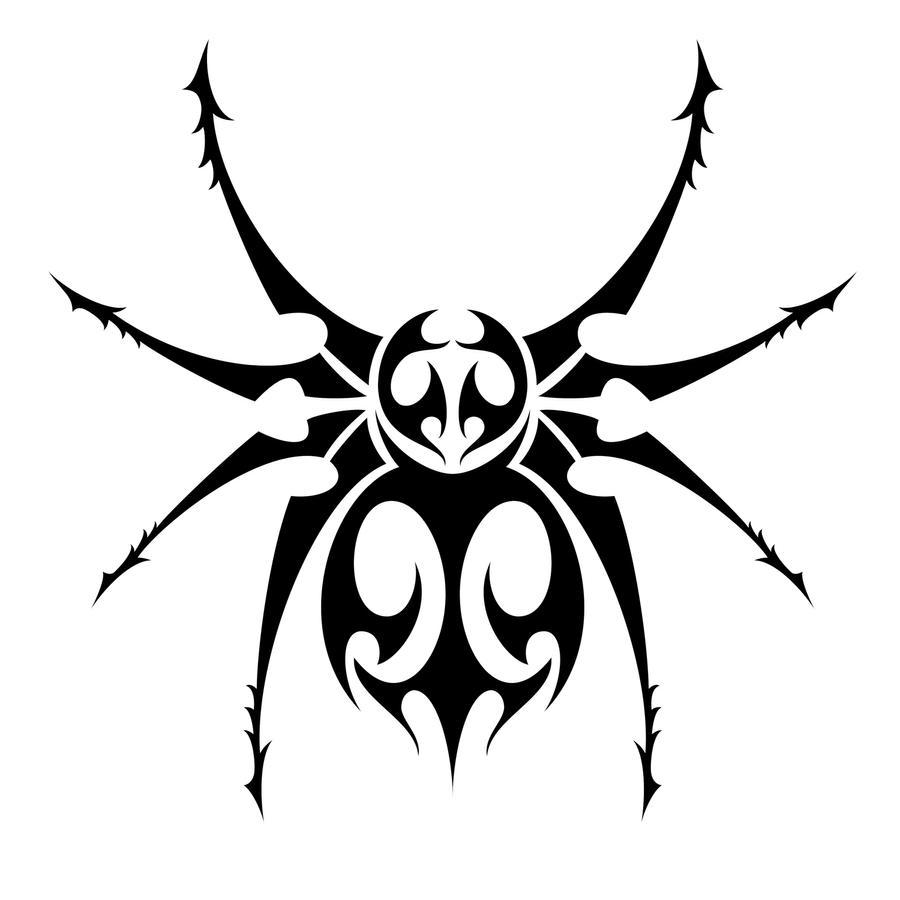 tribal 7 spider 1 by 0813tribals on deviantart. Black Bedroom Furniture Sets. Home Design Ideas