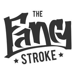 The Fancy Stroke logo