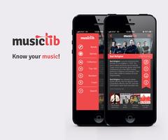 MusicLib App