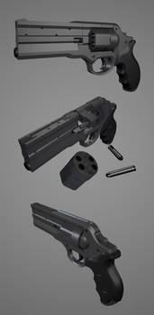 M720 Revolver (designed by daisukekazama)