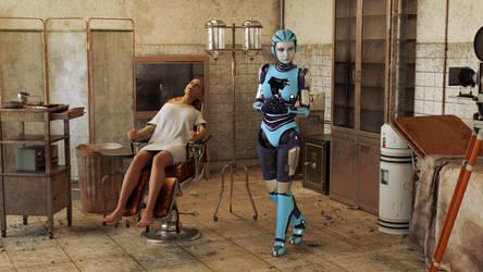 Bad Robot by hhemken