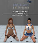 Office Memo 114 by Drak-Zul