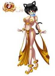 Jessica Kitten Genie by Drak-Zul