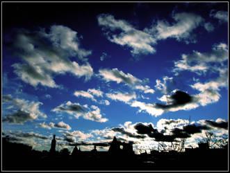 Evening Sky by Ryser915