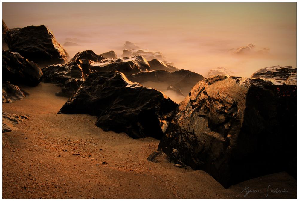 Ocean Desert by Ryser915