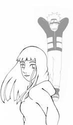 Naruto: NaruXHina by GenesisGoBoom