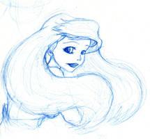 disney: Ariel by GenesisGoBoom