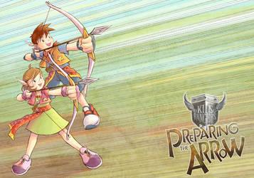 Preparing the Arrow by pipid