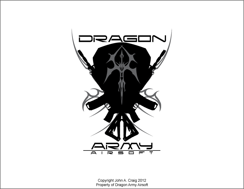 Distant Battlefield Airsoft Logo by Ademaz on DeviantArt