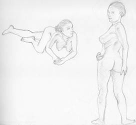 Figure studies by radstylix