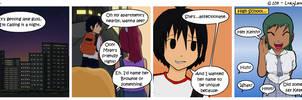 Cat Nine:TK2 Page 14 by radstylix