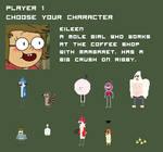 Regular Show Characters