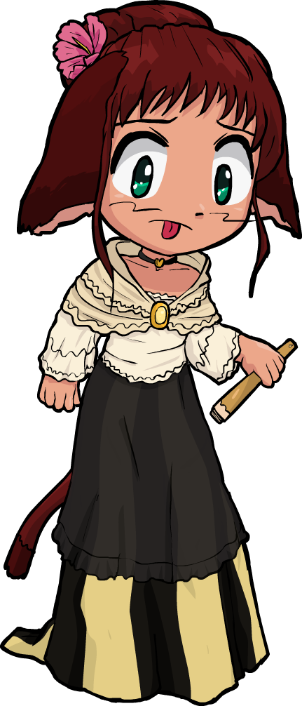 Myan wearing Maria Clara by radstylix