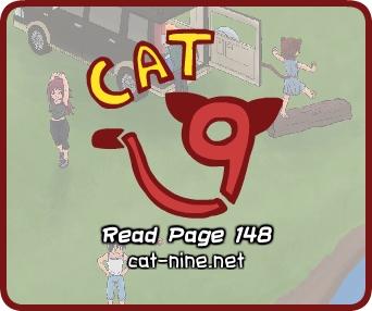 Cat Nine: Page 148 by radstylix