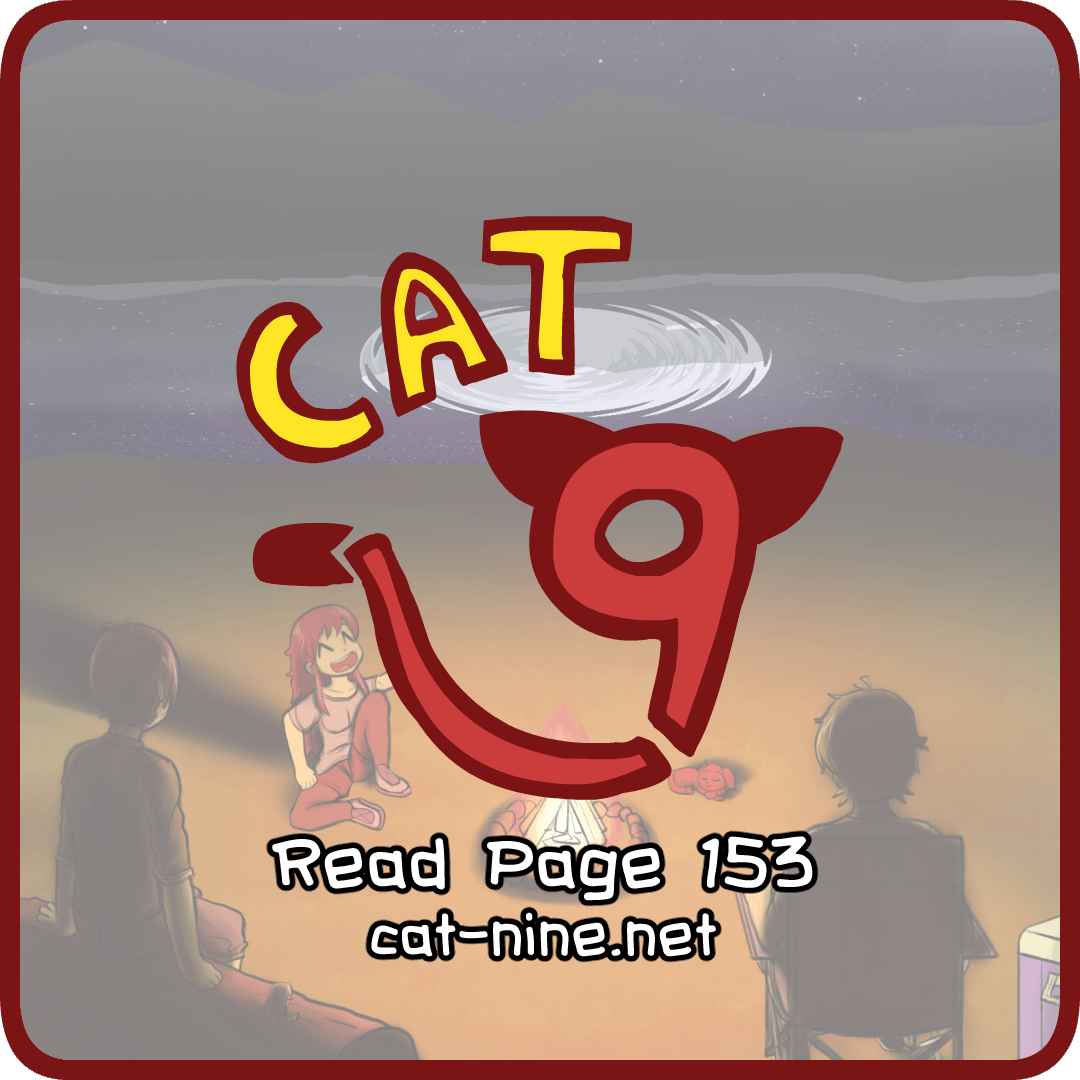 Cat Nine: Page 153 by radstylix