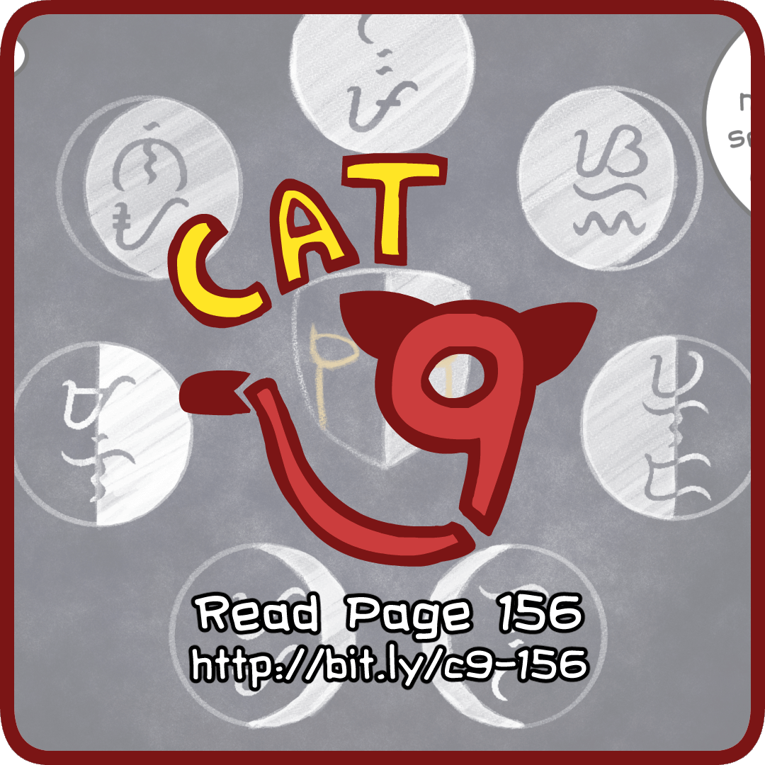 Cat Nine: Page 156 by radstylix