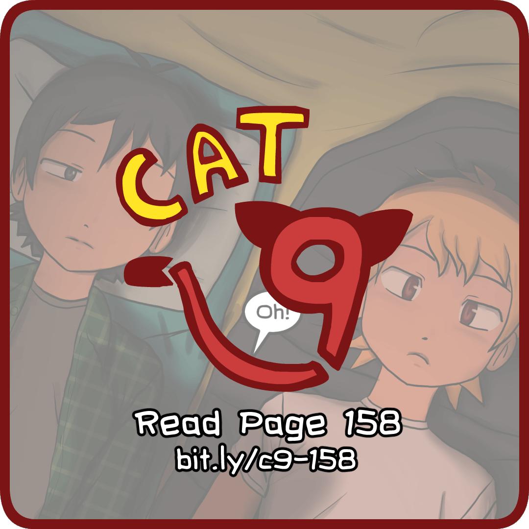Cat Nine: Page 158 by radstylix