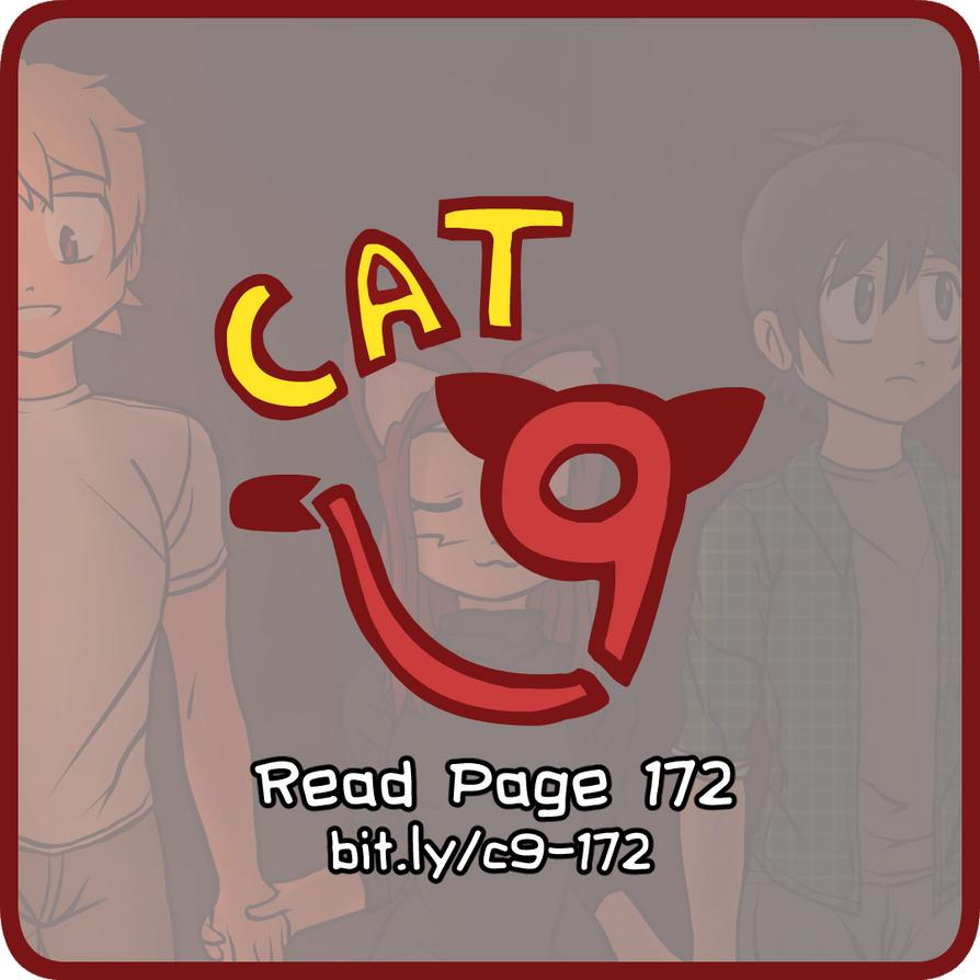 Cat Nine 172 by radstylix