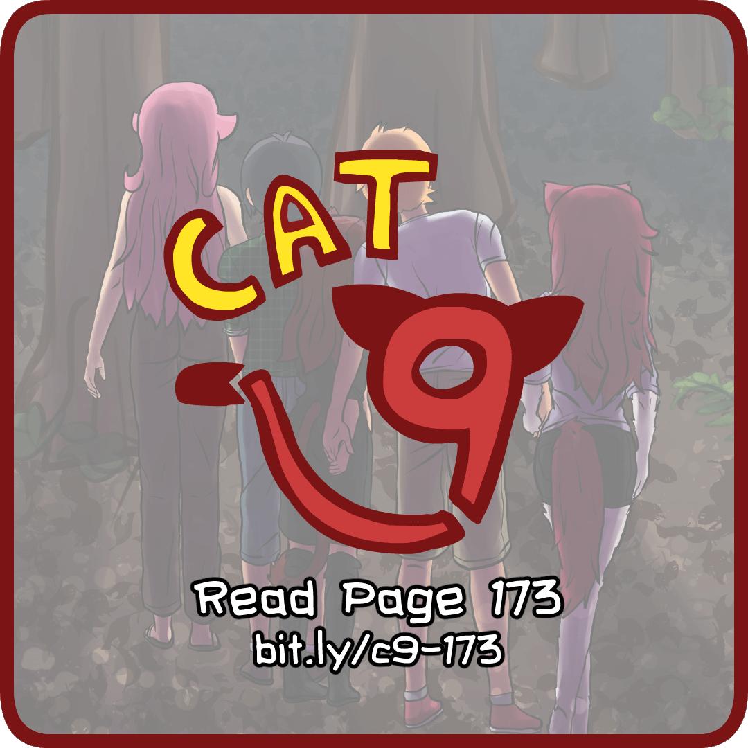 Cat Nine 173 by radstylix