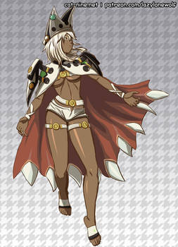 Ramlethal Valentine - Guilty Gear