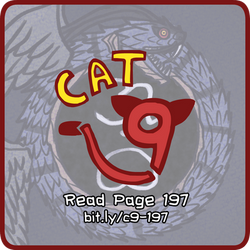 Cat Nine 197 - A Request by radstylix