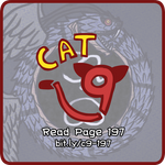 Cat Nine 197 - A Request