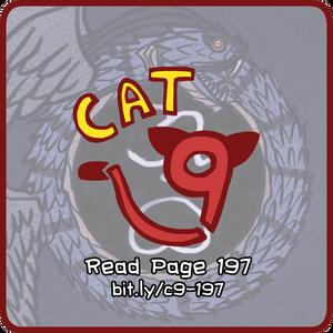 Cat Nine 197 - A Request