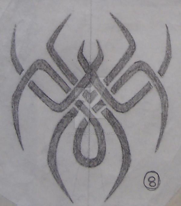 Tribal Spider 3 by DarkpumpkiN on DeviantArt