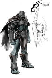 Son of Hulk - first concept