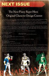 Character Creation Contest