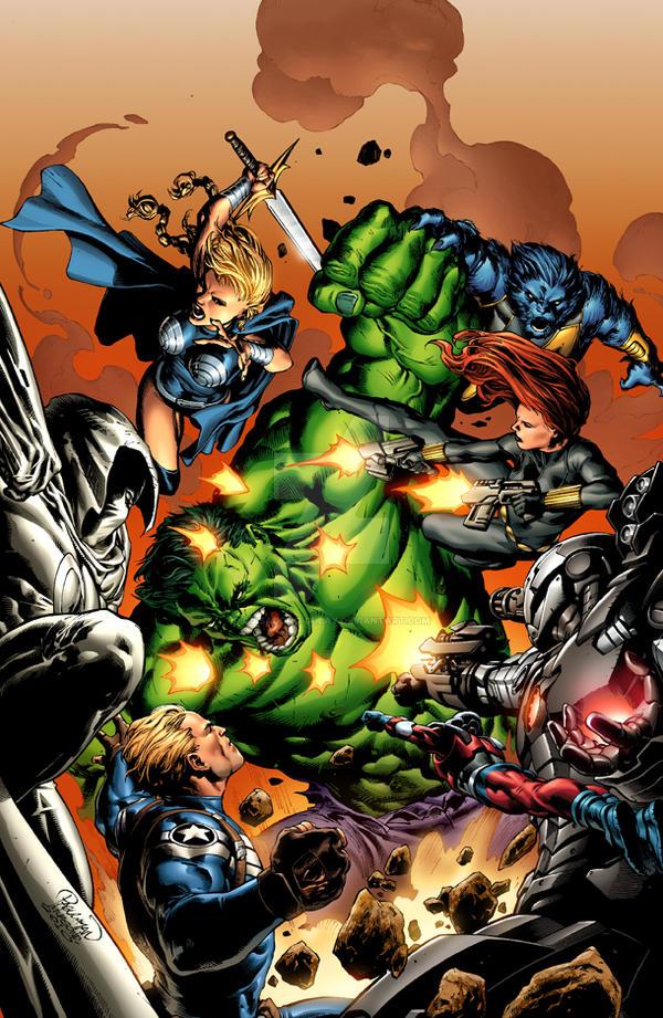 Hulk 614 by guisadong-gulay