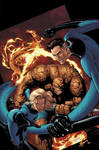 Marvel Knights: Four Cover