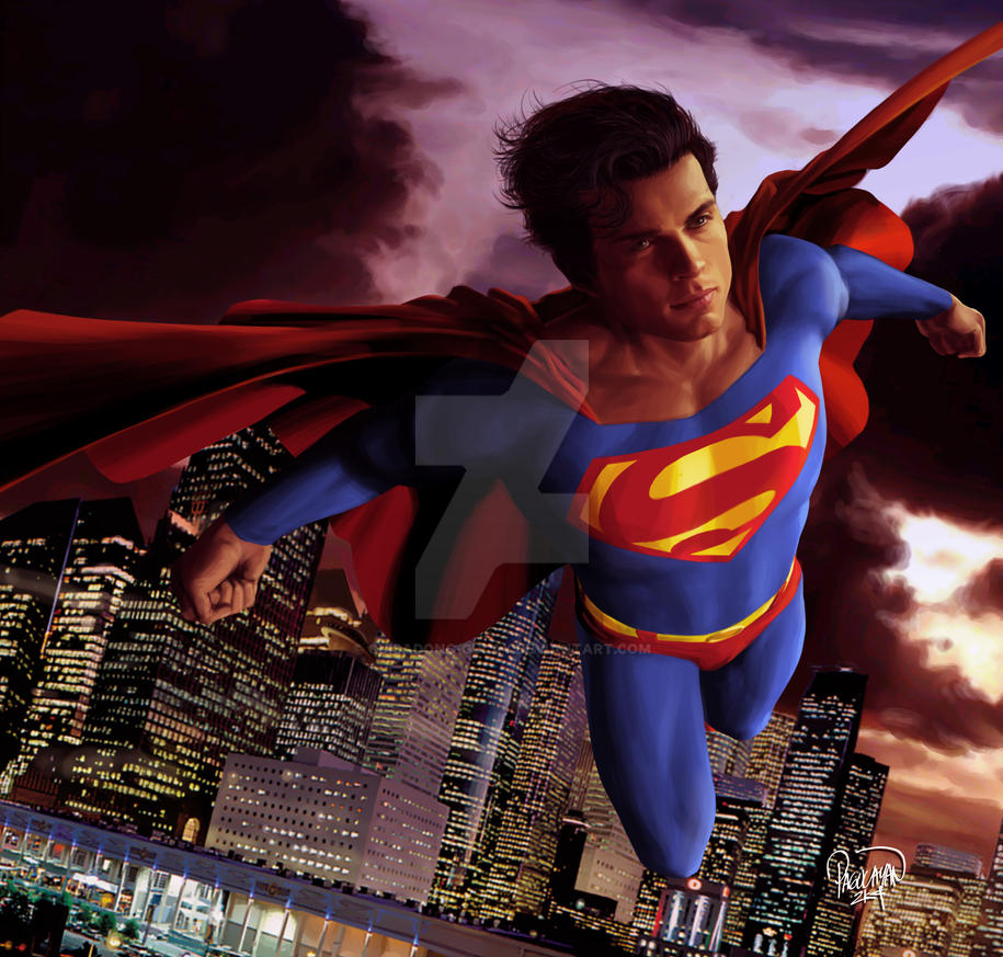 Superman: Metropolis by guisadong-gulay