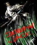 Samurai Jack paints
