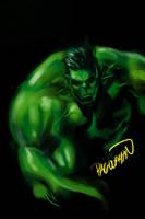 Hulk study 2 by guisadong-gulay