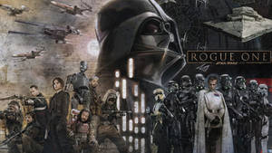 Rogue One Wallpaper 4 by Spirit--Of-Adventure