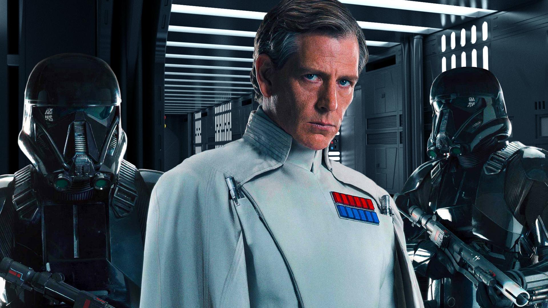 Star Wars Floor Plans Rogue One Empire Magazine Wallpaper 1 Krennic By Spirit