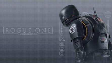 Rogue One Empire Magazine wallpaper 3 (K-2SO) by Spirit--Of-Adventure