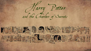 Harry Potter - Chamber of Secrets by Lucy Knisley