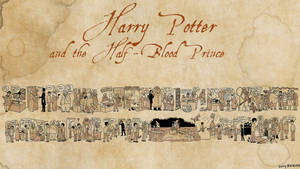 Harry Potter - Half-Blood Prince by Lucy Knisley