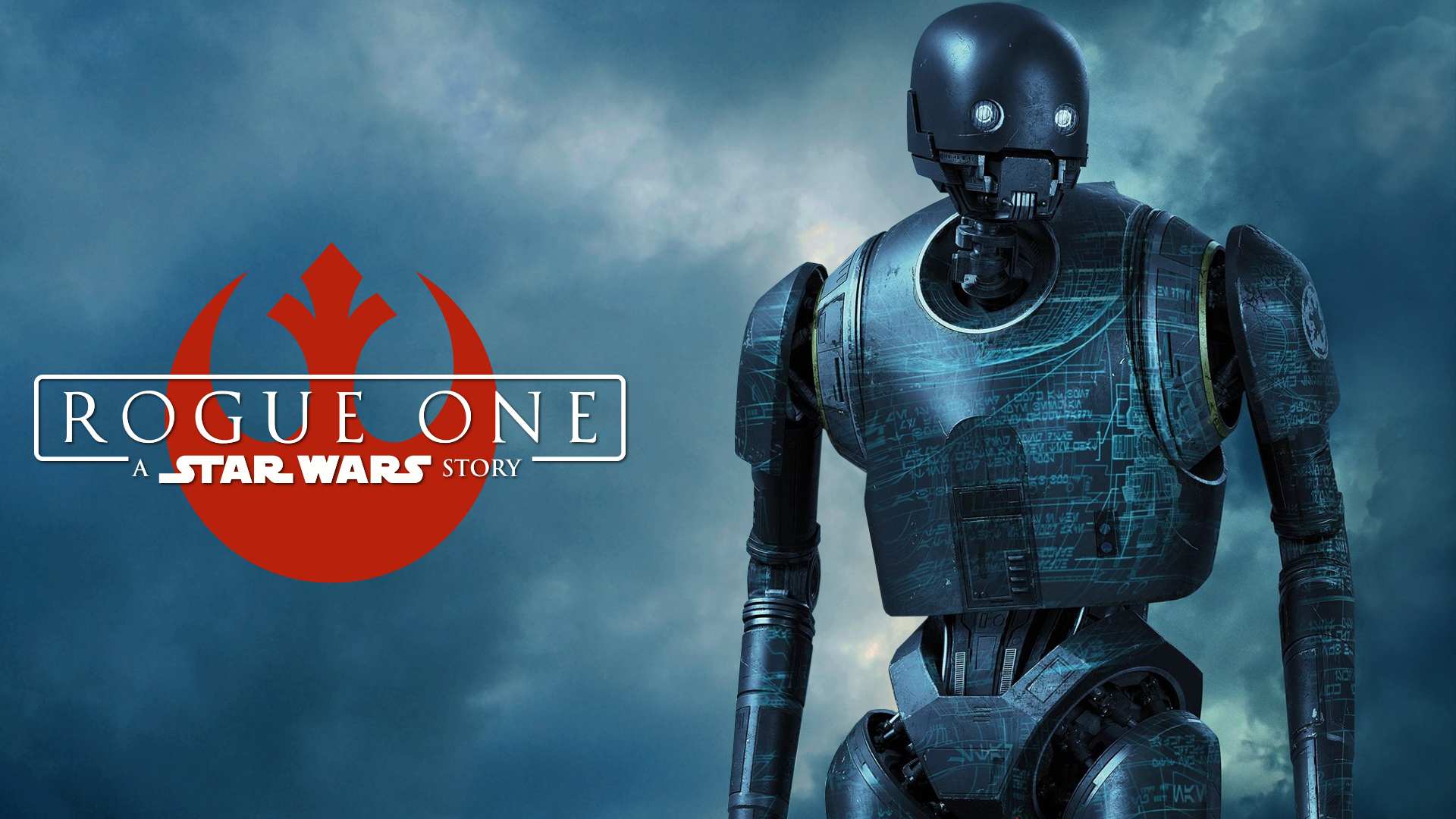 Rogue One Wallpaper K 2so 2 By Spirit Of Adventure On Deviantart