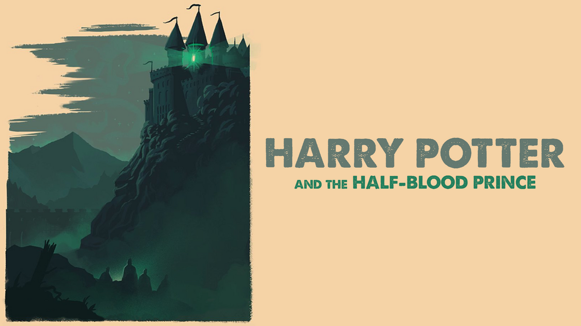 harry potter and the half-blood prince wallpaperspirit--of