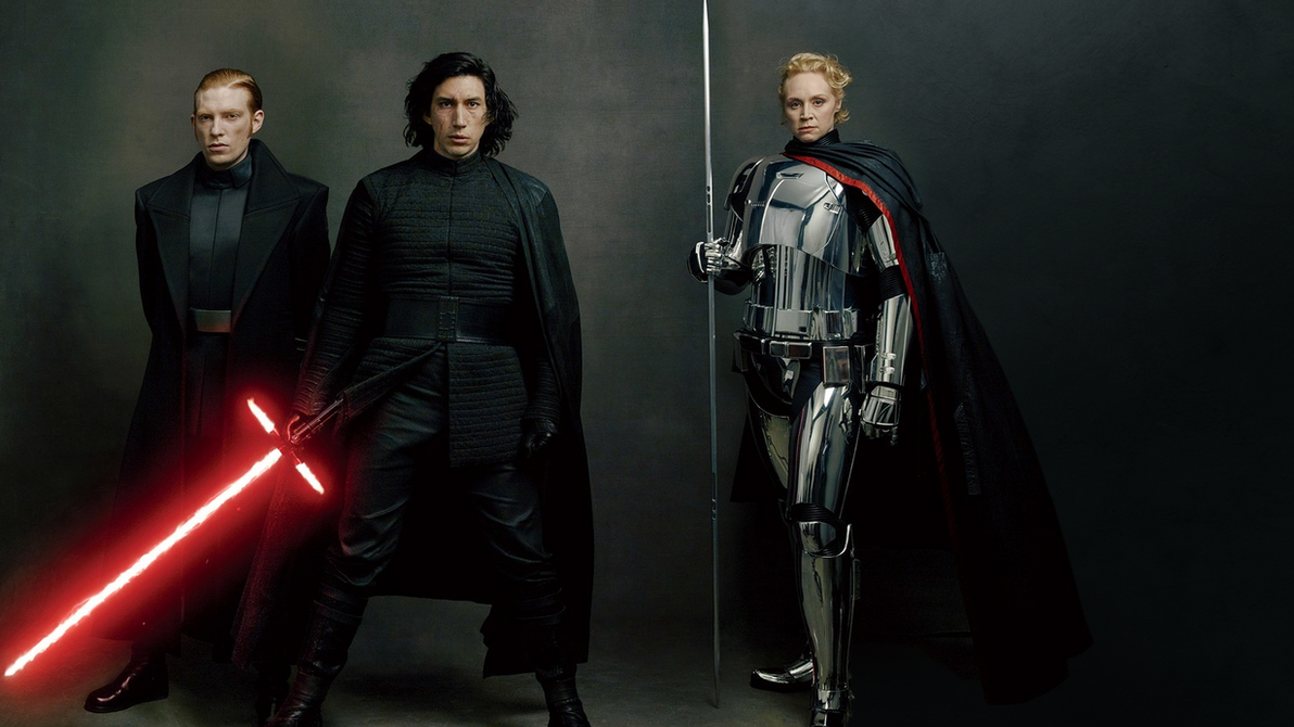 The Last Jedi Wallpaper Vanity Fair First Order By Spirit Of