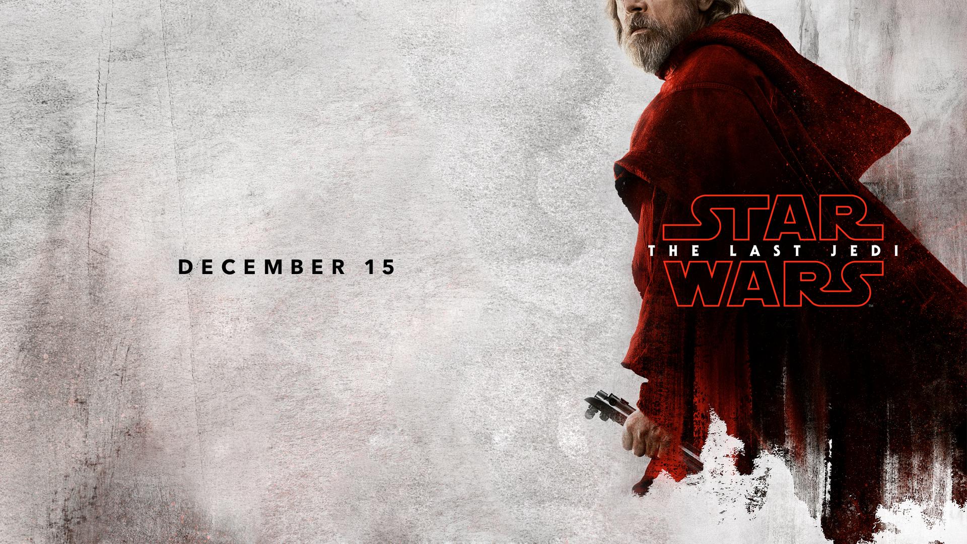 The Last Jedi Luke Skywalker Wallpaper By Spirit Of Adventure On Deviantart